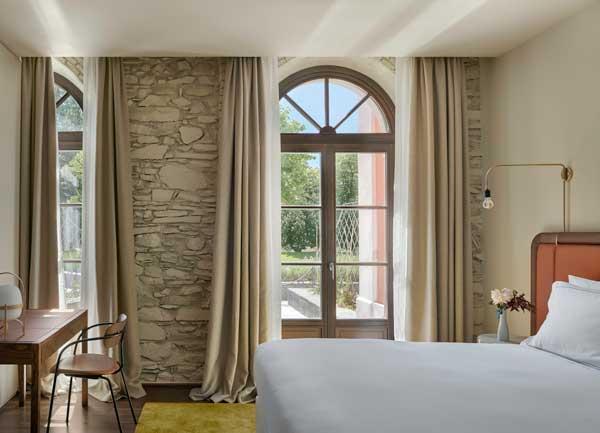 Profesionalhoreca, habitación del hotel Torre del Remei