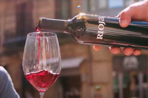 Profesionalhoreca, botella de Rioja