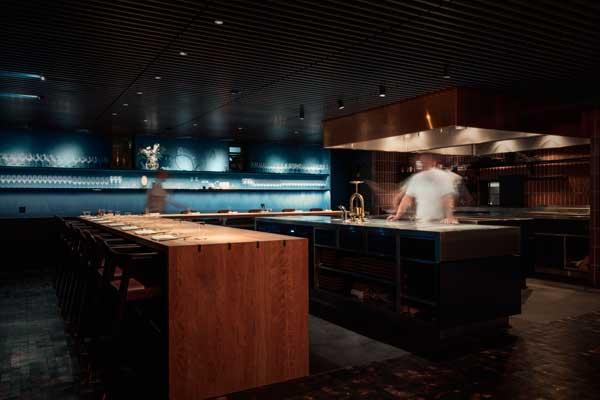 Profesionalhoreca, la cocina del restaurante Frantzén, de Estocolmo,