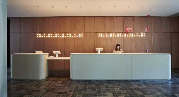 Profesionalhoreca, recepción del hotel Terra de Barcelona