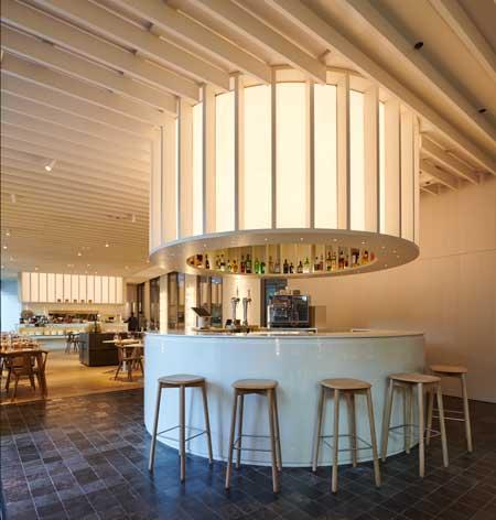 Profesionalhoreca, barra de bar del hotel Terra de Barcelona
