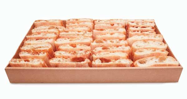 Profesionalhoreca, pan de cristal Cristallino para hostelería en formato XL