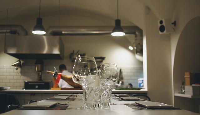 Profesionalhoreca, restaurante con cocina vista