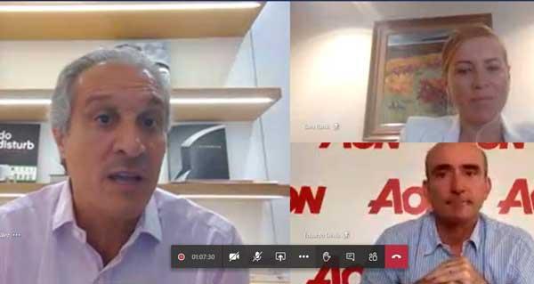 Profesionalhoreca, rueda de prensa virtual de Barceló Hotel Group