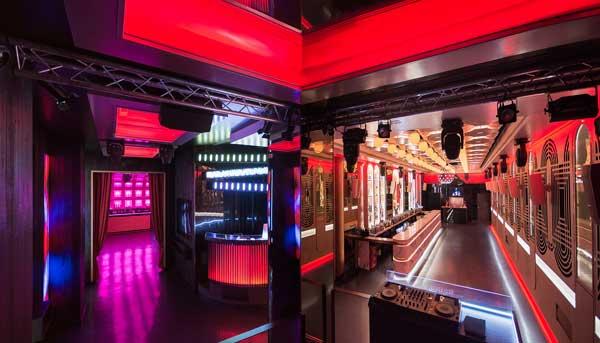 Profesionalhoreca, interior de Pastrami Club, proyecto de Paco Lago Interiorismo