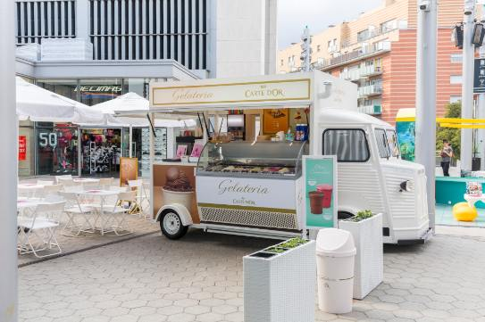 profesionalhoreca, foodtruck de Gelateria Carte D'Or