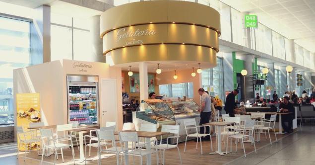 profesionalhoreca, cafetería de Gelateria Carte D'Or