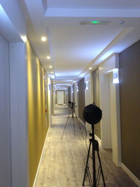 profesionalhoreca, midiendo la calidad acústica en un hotel