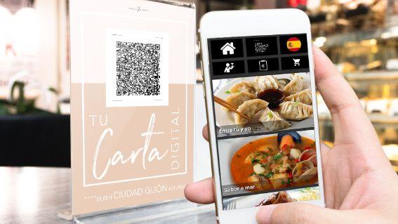 profesionalhoreca, app IRoom para escanear códigos QR