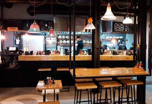 Profesionalhoreca, restaurante Pitaya Malaga