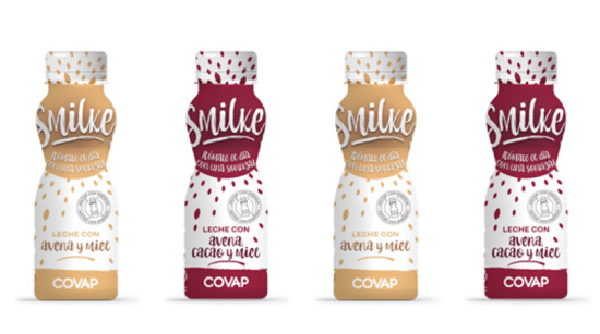 Profesionalhoreca, bebidas Smilke Avena de Covap