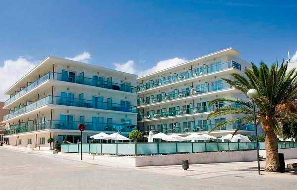 Profesionalhoreca, fachada del hotel Mim Mallorca