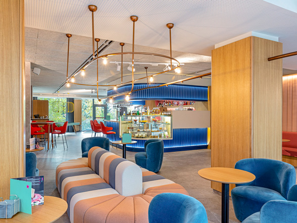 Profesionalhoreca, restaurante Insólito del hotel Novotel & Ibis Styles Madrid City Las Ventas