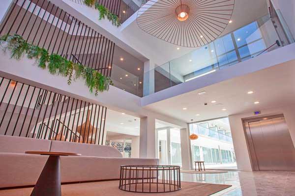 Profesionalhoreca, lobby del hotel Mim Mallorca