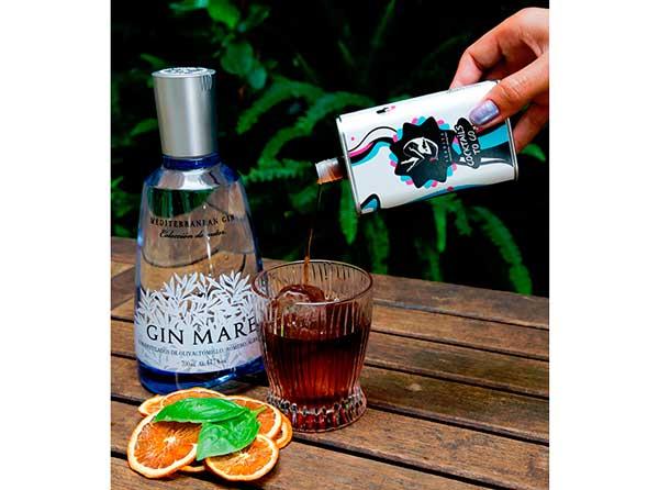 Profesionalhoreca, cócteles on the go de Gin Mare