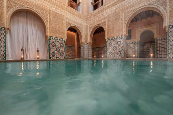 Profesionalhoreca, baño árabe de Hammam Al Ándalus