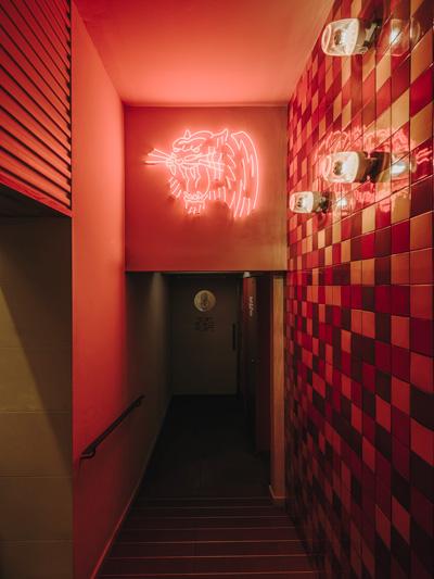 Profesionalhoreca, interior del restaurante Mirch Barcelona by Tandoor
