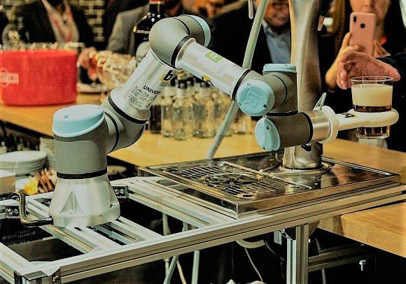 Profesionalhoreca, robot camarero Br5