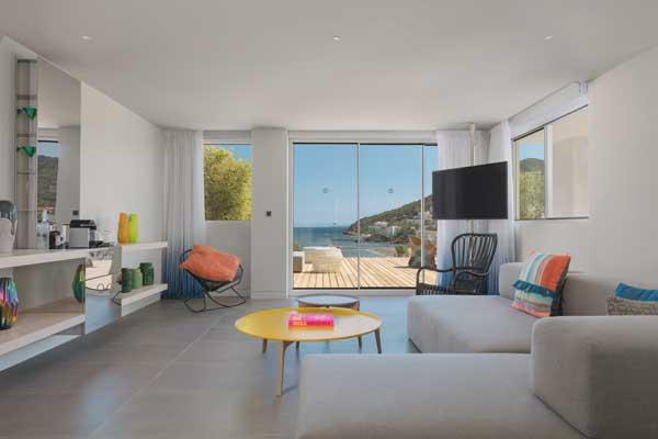 Profesionalhoreca, sala del hotel W Ibiza
