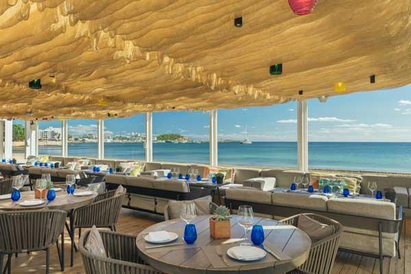 Profesionalhoreca, Chiringuito Blue del hotel W Ibiza