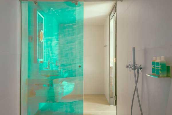 Profesionalhoreca, baño del hotel W Ibiza