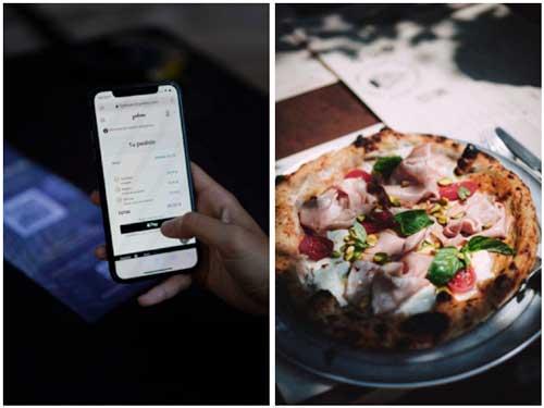 Profesionalhoreca, app de Funky Pizza