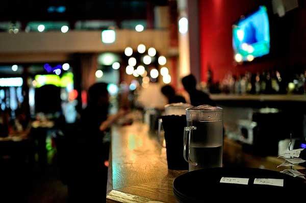 Profesionalhoreca, barra de bar