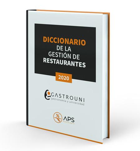 Profesionalhoreca, Diccionario de la gestión de restaurantes