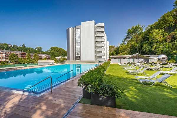 Profesionalhoreca, hotel Barceló Costa Vasca, piscina