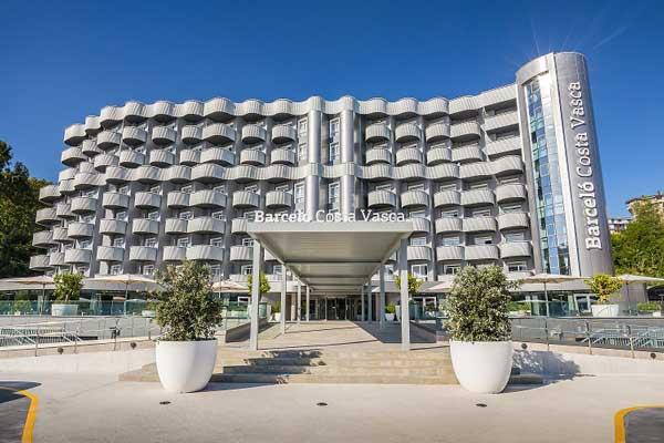Profesionalhoreca, hotel Barceló Costa Vasca, fachada