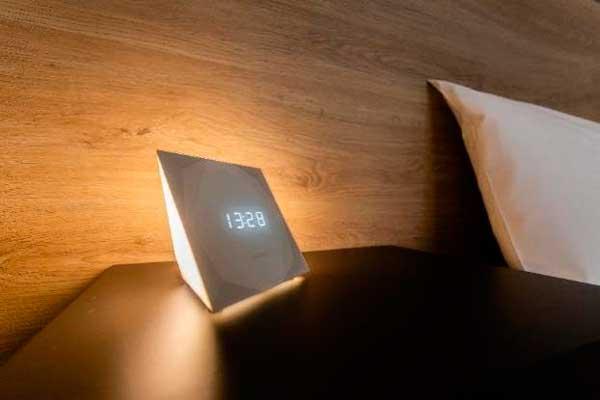 Profesionalhoreca, pulsador de diseño en habitación del hotel Mas de la Sala