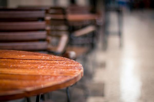 Profesionalhoreca, mesa de terraza
