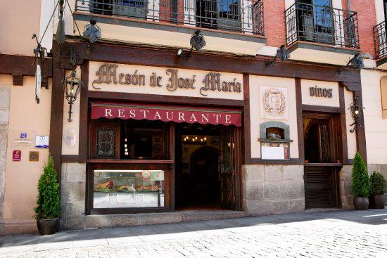 Profesionalhoreca, restaurante José María, de Segovia