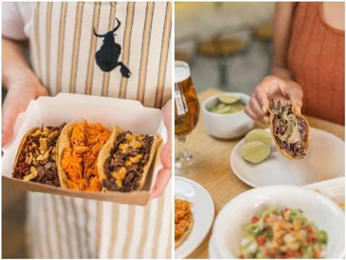 Profesionalhoreca, tacos de Tacos Don Manolito
