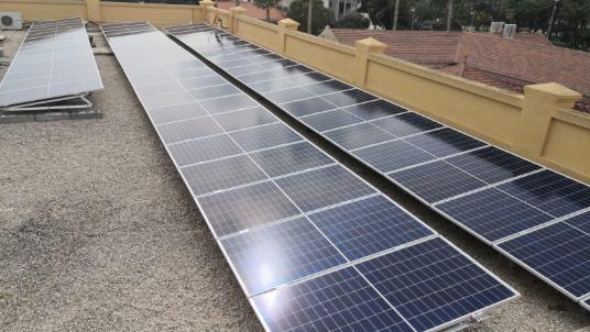 Profesionalhoreca, paneles fotovoltaicos del restaurante Monastrell