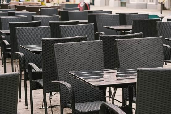 profesionalhoreca, mesas de una terraza