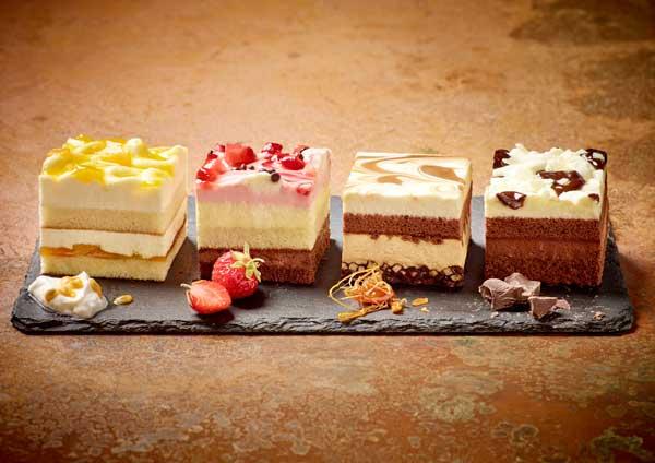 Profesionalhoreca, tartas de nata de Erlenbacher