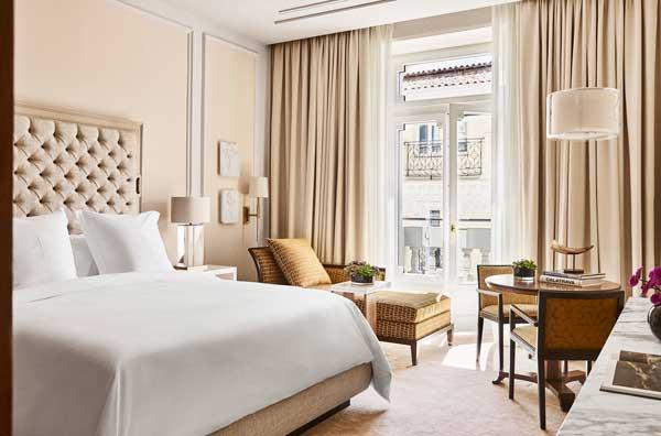 Profesionalhoreca, hotel Four Seasons Madrid, habitación