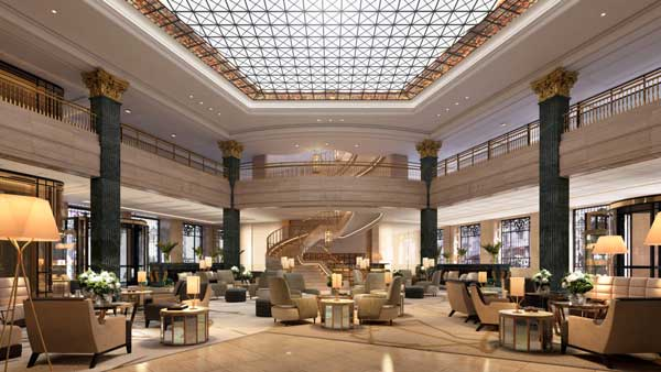Profesionalhoreca, hotel Four Seasons Madrid, lobby