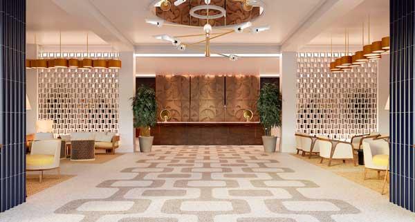 Profesionalhoreca, hotel H10 Porto Poniente, lobby