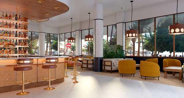 Profesionalhoreca, hotel H10 Porto Poniente, bar Medusa