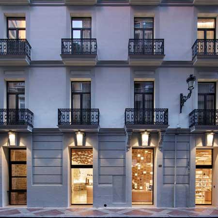 profesionalhoreca, fachada del hotel Serawa Alicante