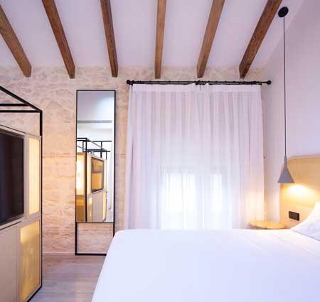 profesionalhoreca, habitación del Serawa Alicante