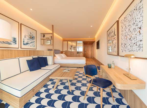 Profesionalhoreca, hotel H10 Porto Poniente, junior suite