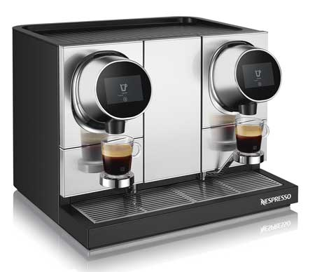 Profesionalhoerca, máquina Nespresso Momento 200