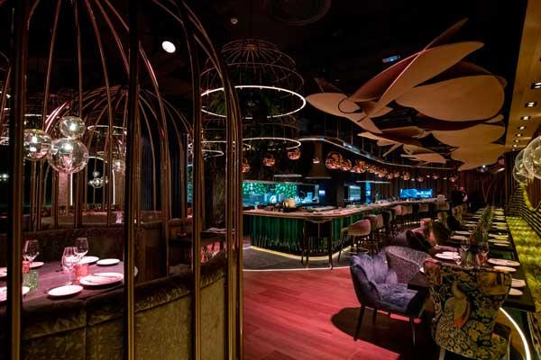 Profesionalhoreca, restaurante principal de Odiseo