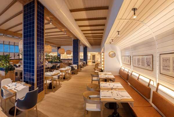 Profesionalhoreca, hotel H10 Porto Poniente, restaurante Tortuga