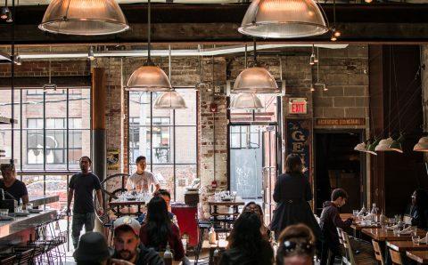 Profesionalhoreca, bar - restaurante con público
