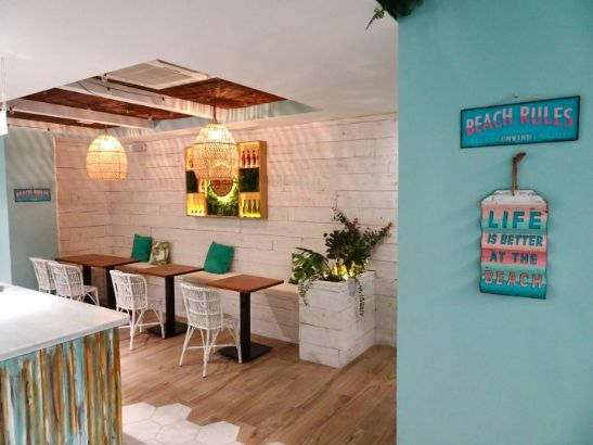 profesionalhoreca, nuevo local de Tasty Poke Bar en Madrid