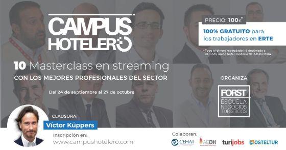 profesionalhoreca, campus hotelero